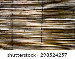 fine texture of the walls of... | Shutterstock . vector #298524257