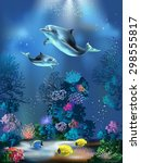The Underwater World With...