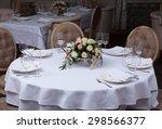 tableware   Shutterstock . vector #298566377