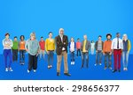 people community togetherness... | Shutterstock . vector #298656377