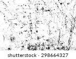 grunge texture.distress texture.... | Shutterstock .eps vector #298664327