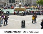 london  england   may 30 ... | Shutterstock . vector #298731263