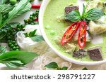Green Curry Creamy Coconut Mil...