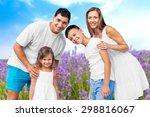 beach  summer  group.   Shutterstock . vector #298816067