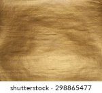 gold shining paint stain hand... | Shutterstock . vector #298865477