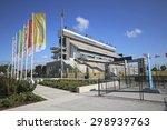 hamilton  ontario   july 19 ... | Shutterstock . vector #298939763