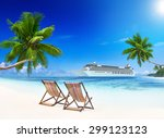 Summer Beach Paradise Travel...