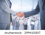 composite image of business... | Shutterstock . vector #299410307