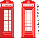 Red Phone Box   2 Variants  ...