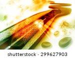 stent angioplasty procedure... | Shutterstock . vector #299627903