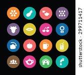 drinks icons universal set for... | Shutterstock .eps vector #299711417