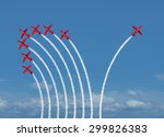 independent innovation and new...   Shutterstock . vector #299826383