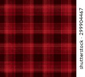 Red And Black Vector Tartan...