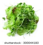Fresh Mixed Green Salad...