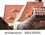 Roofs And Architectural Detail...
