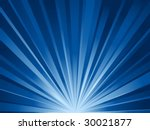 abstract blue rays background....   Shutterstock .eps vector #30021877