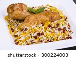 close up shot of persian... | Shutterstock . vector #300224003
