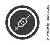 image of gender symbols in...