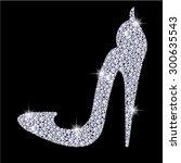 Elegant Ladies High Heels Shoe...