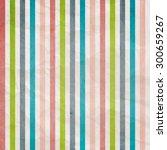 retro stripe pattern  ... | Shutterstock . vector #300659267