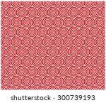 spiral shaped pattern | Shutterstock .eps vector #300739193