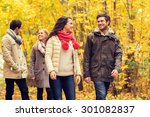 love  relationship  season ... | Shutterstock . vector #301082837