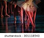 Ballet Dancers Drawing Filter