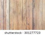 wood wall texture   Shutterstock . vector #301277723