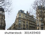A Typical Parisian Building On...