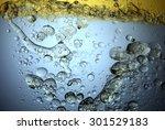oil in water   Shutterstock . vector #301529183