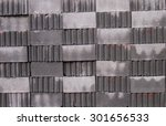bricks prepared for construction | Shutterstock . vector #301656533