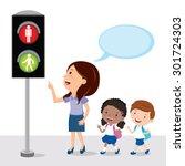 Pedestrian Traffic Light....