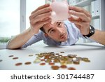 business  people  finances ... | Shutterstock . vector #301744487