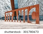 belfast  northern ireland  ... | Shutterstock . vector #301780673