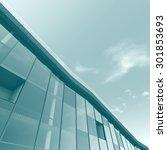 architecture building. 3d... | Shutterstock . vector #301853693