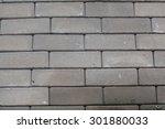 brick pattern | Shutterstock . vector #301880033