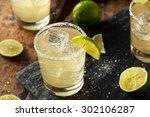 Homemade Classic Margarita...