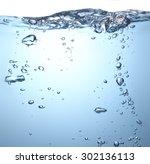 water | Shutterstock . vector #302136113