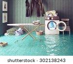 Housework Dreams. 3d Creative...