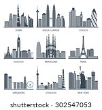 World Famous Capitals Cities...
