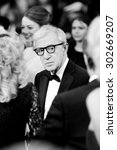 Small photo of CANNES, FRANCE- MAY 15: Woody Allen attends the 'Irrational Man' Premiere during the 68th Cannes Film Festival on May 15, 2015 in Cannes, France.