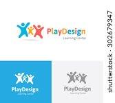play design kids logo...