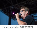 lincoln  ca   july 31  huey... | Shutterstock . vector #302959127