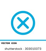 remove web icon. vector design