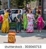 lviv  ukraine   31 july 2015 ... | Shutterstock . vector #303060713