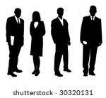 business people 1 | Shutterstock .eps vector #30320131