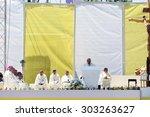 sarajevo  bosnia and... | Shutterstock . vector #303263627