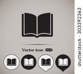 Vector Icon Book