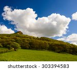 Cloud Over Roseberry Topping