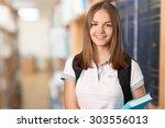 university.   Shutterstock . vector #303556013